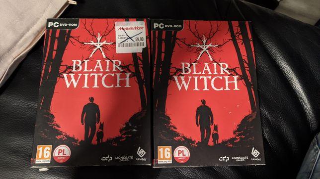 Blair Witch PC DVD PL oryginalnie zapakowana