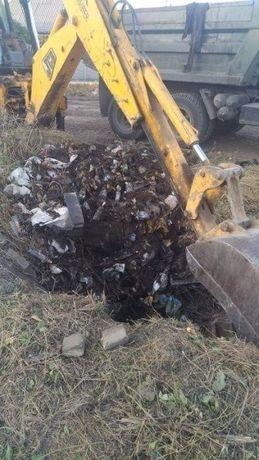 Расчистка территории, Недорого любой демонтаж, Земляные работы