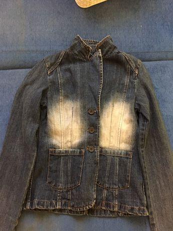 Damska kurtka dżinsowa, XS