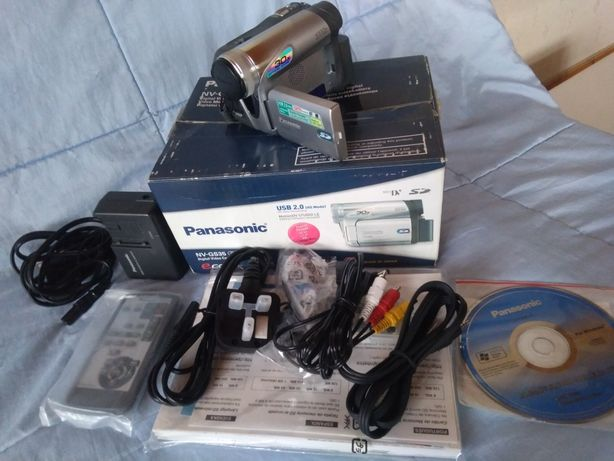 Видеокамера Panasonic nv gs35