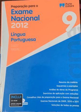 Preparação para o Exame Nacional de Língua Portuguesa 9 ano