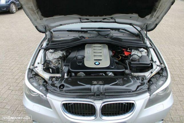 Motor BMW E60 E61 525d 177cv 256D2 Caixa de Velocidades Automatica + Motor de Arranque  + Alternador