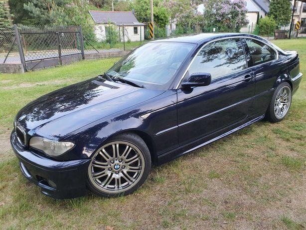 BMW Seria 3 E46 320 Ci Coupe Lift Zadbana