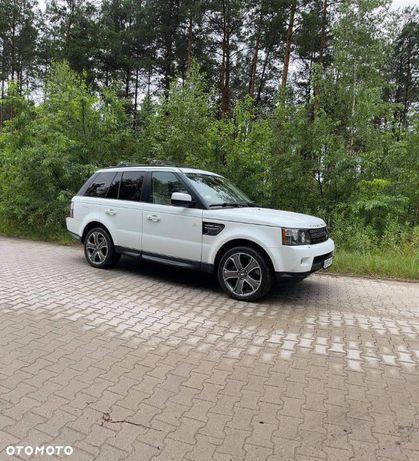 Land Rover Range Rover Sport Range Rover Sport Supercharged 5.0 V8 510KM
