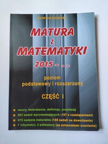 Matura z matematyki, zbiór zadań, Andrzej Kiełbasa
