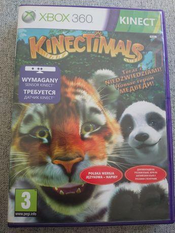 Gra Xbox 360 Kinectimals polska wersja językowa