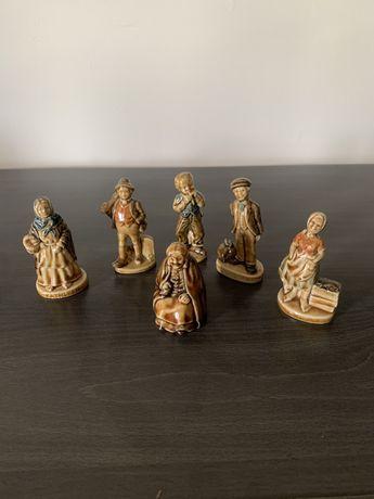 Peça decorativa de loiça em miniatura