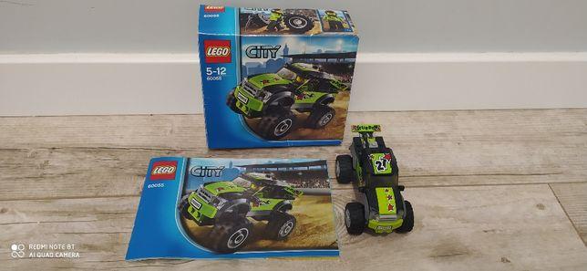 Lego City 60065 Monster Truck