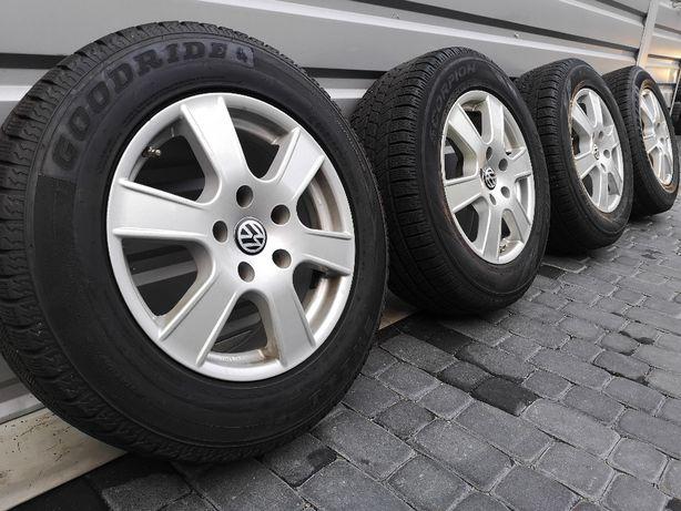 """Oryginalne Felgi 17"""" Alutec Volkswagen VW Touareg"""