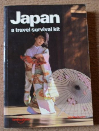 Japan a travel survival kit Ian McQueen Lonely Planet