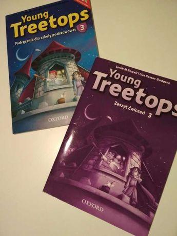 Podręcznik i ćwiczenia do j. angielskiego 3 klasa Young Teetops