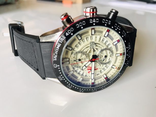 Tag Heuer Carrera Red Devil Limited Edition Manchester United