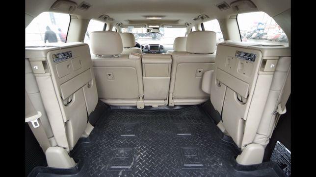 Сиденья третий ряд (2кресла) Land Cruiser 200 (Lexus)