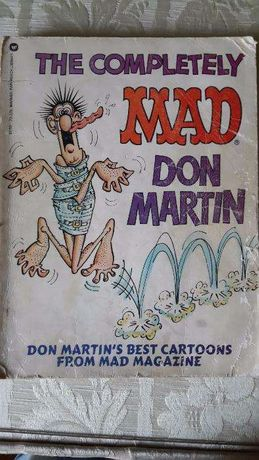 Almanaque - The Completely Mad Don Martin 1974