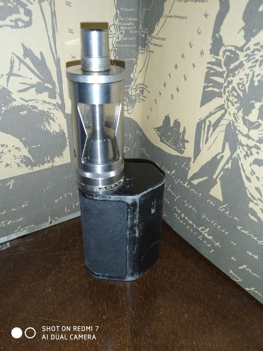 Wismec rx mini (Вейп, Электронные сигареты) Мелитополь - изображение 1