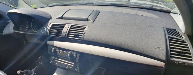 BMW 1 E87 deska kokpit konsola airbag komplet ORYGINAŁ!!!