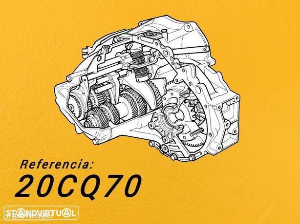 Caixa de Velocidades Recondicionada PEUGEOT Bipper 1.4 Hdi de 2008 Ref: 20CQ70