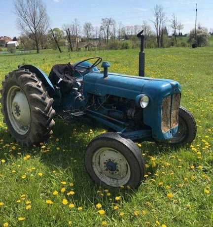 Саморобний трактор Ford
