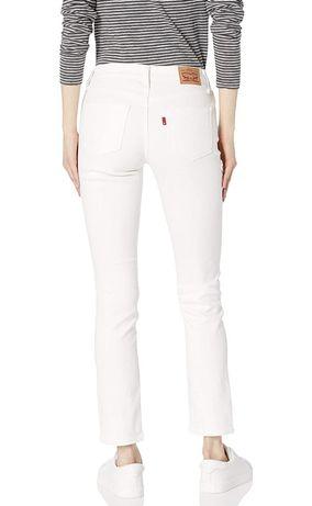 29 30 Levis белые джинсы штани джинси білі м m zara h&m skinny скини