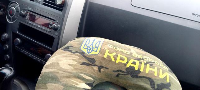 Подушка колір хакі мілітарі нова