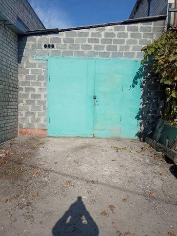 Продам  гараж на ХТЗ