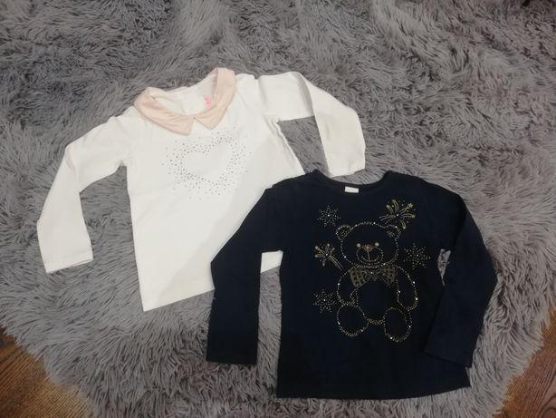 Dwie bluzeczki Atut, 98