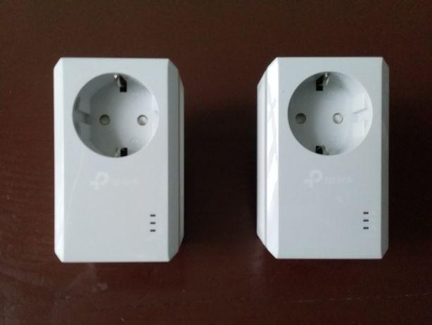 Адаптер tp-link powerline 2шт. TL-PA4010P Kit