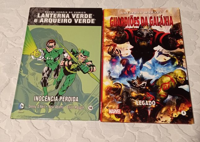 Super heróis DC Comics 5 euros