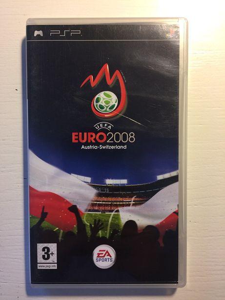 Euro 2008 UEFA gra do PSP