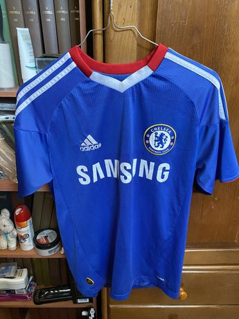 Camisola Chelsea FC 10/11 Tamanho: 12 anos