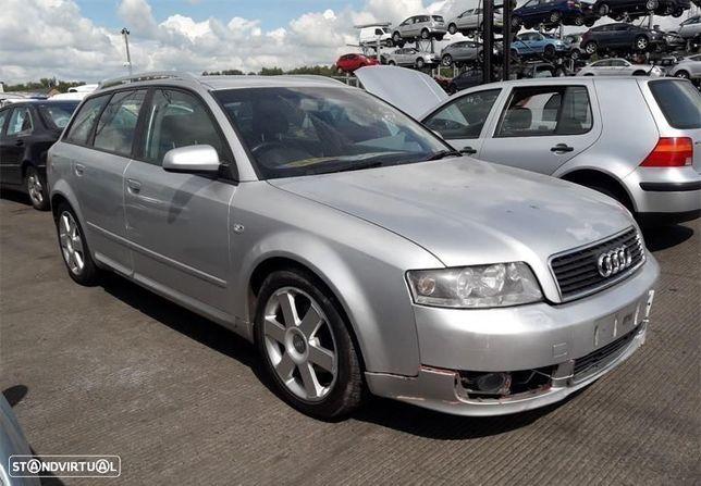 Audi A4 Avant S Line 1.9 TDI de 2004 Disponível para peças