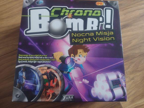 Chrono bomb, nocna misja