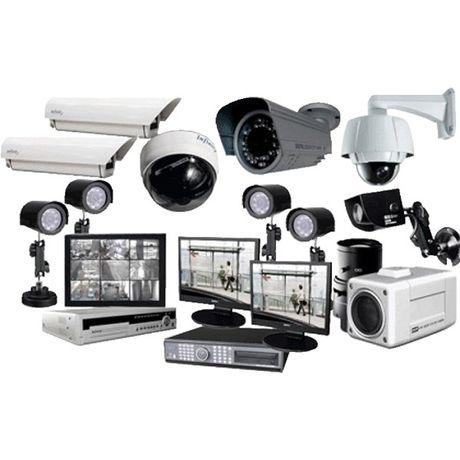 Утановка та ремонт відеонагляду, монтаж, сервісне обслуговування