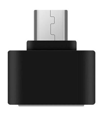 Adaptador Conversor Tipo C Mini USB OTG C USB 3.1 para USB 2.0