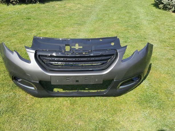 Peugeot 2008 zderzak przedni