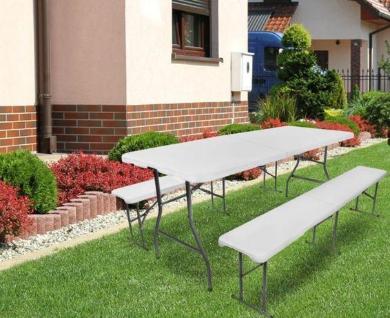 Стіл/стол для кемпінгу/кемпинга/кейтеринга розкладний 150/180/240 см