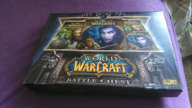 Word warcraft battle chest zestaw 3 płyt