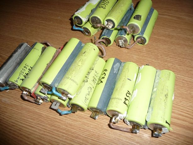 аккумуляторы Ni-MH GP 7000-8800mAh электро вело Batavus Koga Sparta