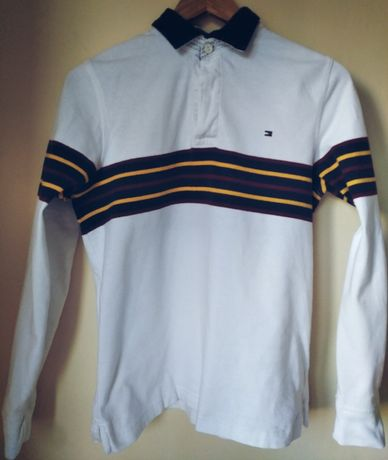 Лонгслив кофта поло футболка Tommy Hilfiger Ralph Lauren Armani