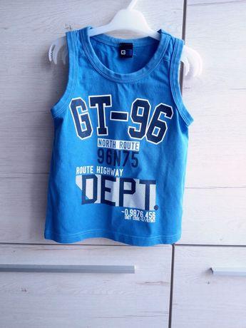 GT koszulka chłopięca podkoszulek 98