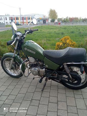 Yamaha sr 125 !!!