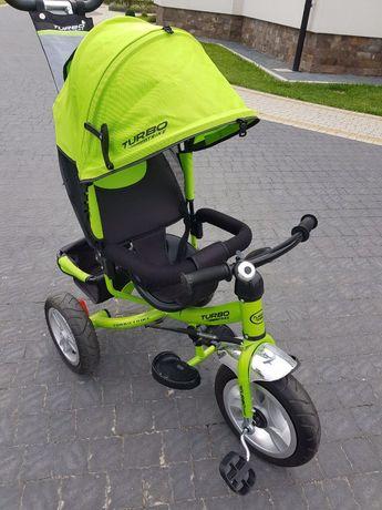 Велосипед дитячий трьохколісний, стан майже новий