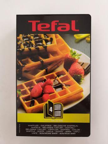 Płyty Tefal snack collection NOWE wysyłka 0zł.