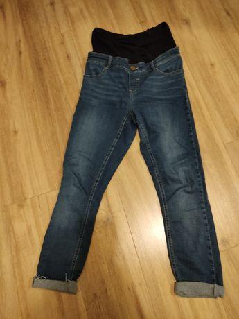 Jeansy spodnie ciążowe Asos