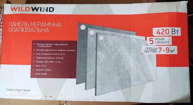 Панель керамическая отопительная Wild Wind CPH-420