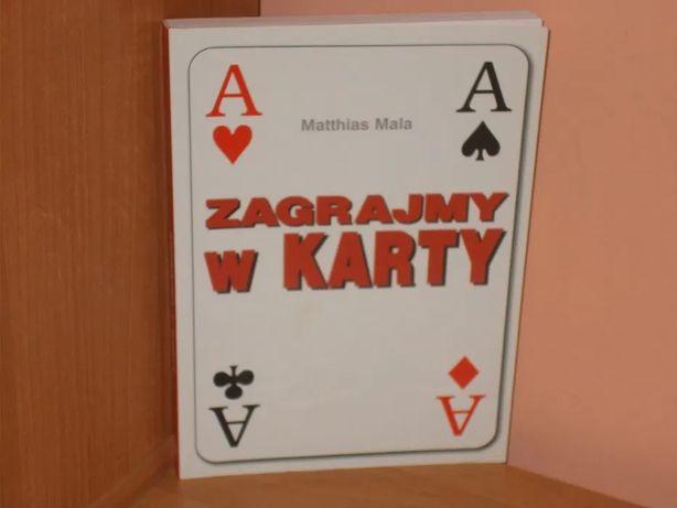 Zagrajmy w karty Matthias Mala