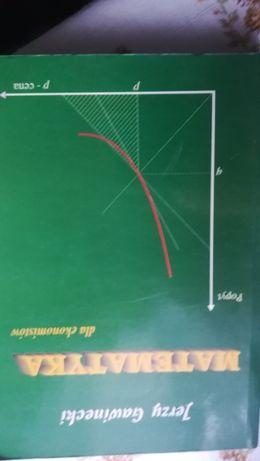 Matematyka dla ekonomistów Gawinecki