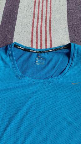Koszulka NIKE niebieska