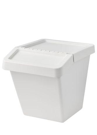 Caixa reciclagem Sortera Ikea