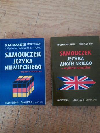 Samouczek języka angielskiego i niemieckiego